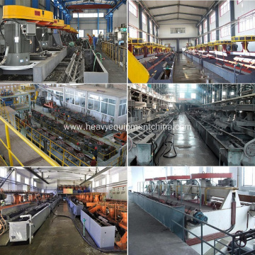 Flotation Processing Plant For Mining